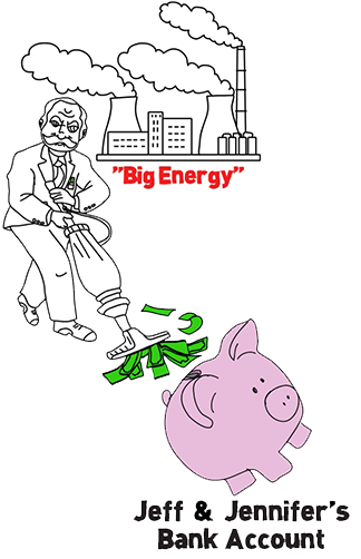 Big Energy Sucking Up Money 3